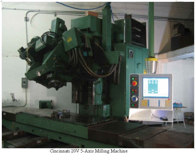 CNC controller for different machineries