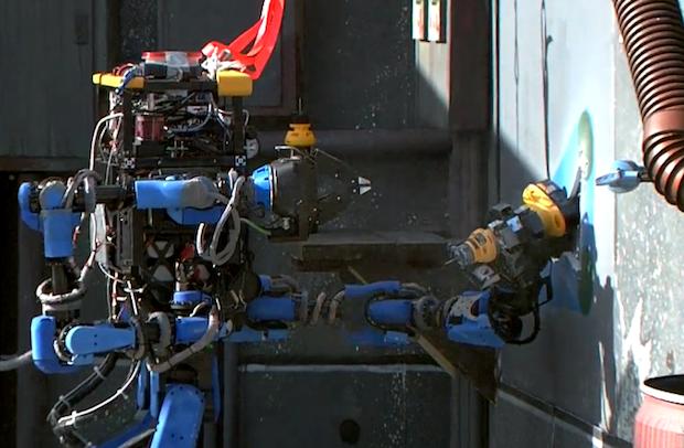 DARPA Robotics Challenge Trials